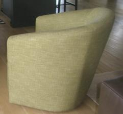 BARREL CHAIR SIDE